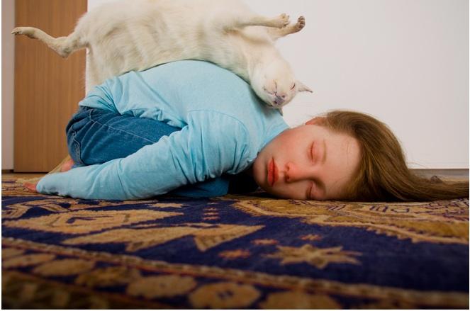 Easy Healing Yoga Exercise
